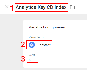 Google Analytics Key, 03