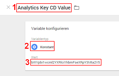 Google Analytics Key, 04