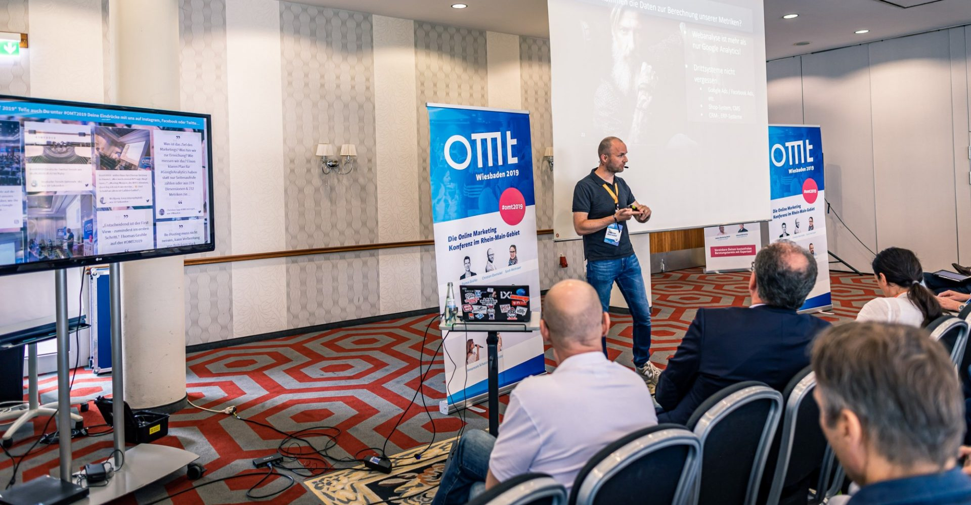 Christian Ebernickel - Data Booster - OMT 2019