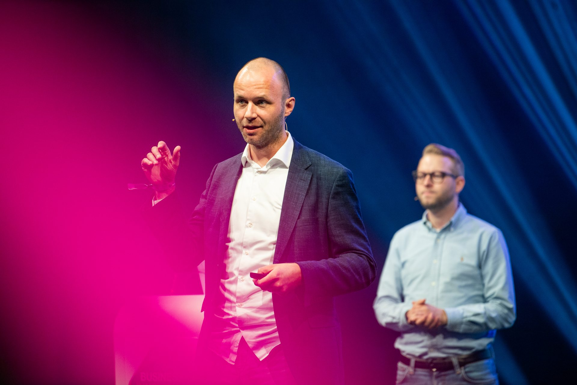 Christian Ebernickel, Business Innovation Week 2019